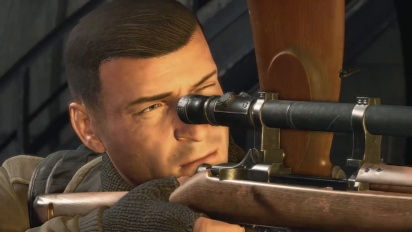 Sniper Elite 4 - Free New Gen Upgrade -traileri
