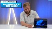 Nopea katsaus - ASUS ZenBook 13 OLED UX325