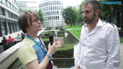 GC 13: Murasaki Baby - Massimo Guarini haastattelussa