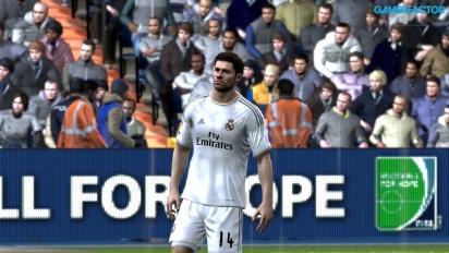 FIFA 14 - Champions League Last 16 - Real Madrid vs Shalke 04