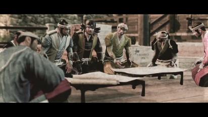 Total War: SHOGUN 2 - Fall of the Samurai - Mac Reveal Trailer Part 1