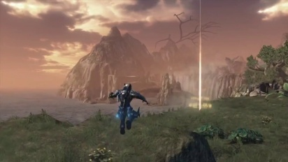 Xenoblade Chronicles X - Day and Night