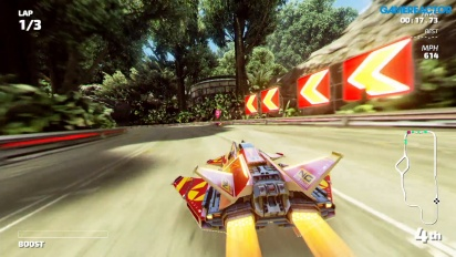 Fast RMX - Kenshu Jungle Nintendo Switch -pelikuvaa