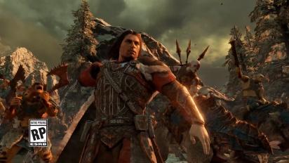 Middle-earth: Shadow of War - viisi sekuntia pitkä kiusoittelupätkä