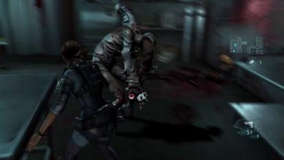 Resident Evil: Revelations - pelikuvaa, PS4 + Xbox One