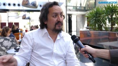 Minority Media - Vander Caballero haastattelussa