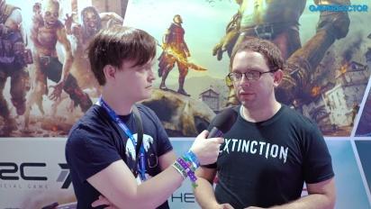 Extinction - Derek Nealin haastattelu