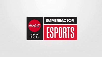 Coca-Cola Zero Sugar & Gamereactor - eSports-katsaus #17