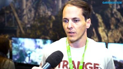 Strange Brigade - Zoltan Fejes haastattelussa