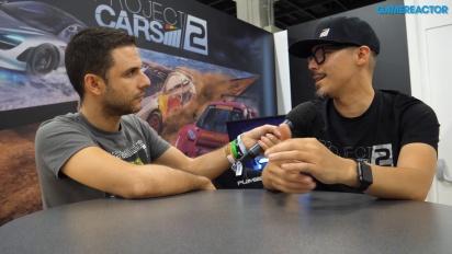 Project Cars 2 - Rod Chong haastattelussa