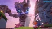 Super Lucky's Tale - Gamescom-pelikuvaa