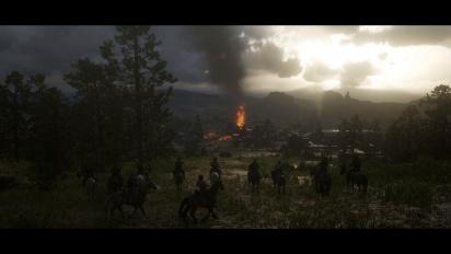 Red Dead Redemption 2 - virallinen traileri #3