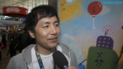 Wattam - Keita Takahashi haastattelussa