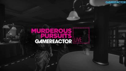 GR Liven uusinta: Murderous Pursuits