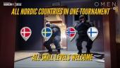 Rainbow Six: Siege - Gamereactor & Omen By HP League -pätkä