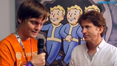 Fallout 76 - Todd Howard haastattelussa