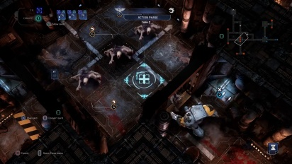 Space Hulk: Tactics - Choose Your Side Gamescom-traileri