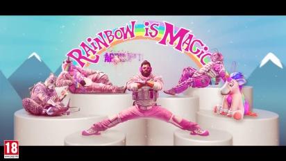 Rainbow Six: Siege - Rainbow is Magic -traileri
