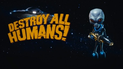 Destroy All Humans! - Ich Will -traileri