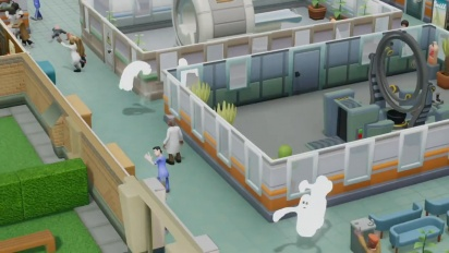 Two Point Hospital - Console-traileri