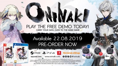 Oninaki - Demo-traileri