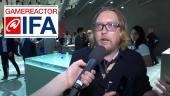 Sony Xperia 5 - IFA 2019 haastattelussa