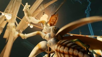 Metamorphosis - virallinen pelikuvatraileri