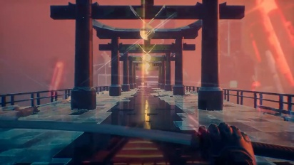 Ghostrunner - virallinen pelikuvatraileri