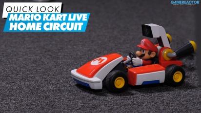 Nopea katsaus - Mario Kart Live: Home Circuit
