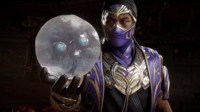 Mortal Kombat 11: Ultimate - Official Rain Gameplay Traileri