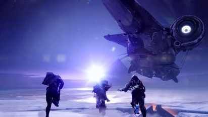 Destiny 2: Beyond Light - TGA 2020 -pelikuvatraileri