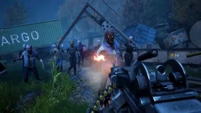 Back 4 Blood - Gameplay Demo Traileri