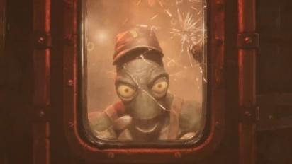 Oddworld: Soulstorm - The Game Awards 2020 Traileri