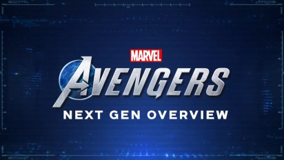 Marvel's Avengers-  Next-Gen Capabilities -traileri