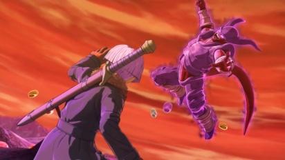 Dragon Ball Xenoverse 2 - Legendary Pack 1: julkistustraileri