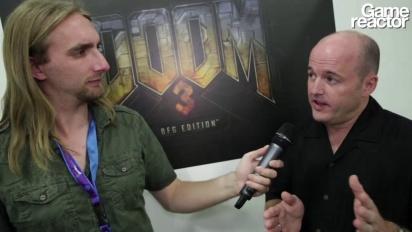 GC 12: Doom 3 BFG Edition -haastattelu