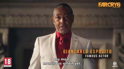Far Cry 6 - Giancarlo Will Face You Now Traileri