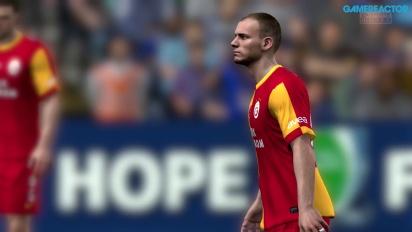 FIFA 14 - Champions League Last 16 - Chelsea vs Galatasaray