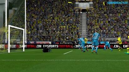 FIFA 14 - Champions League Last 16 - Dortmund vs Zenit