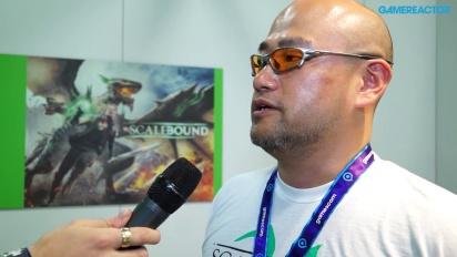 Scalebound - Hideki Kamiyan haastattelu
