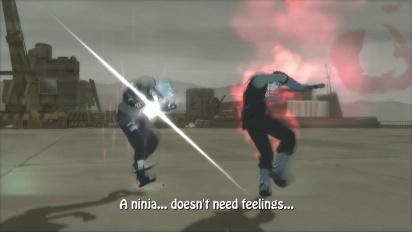 Naruto Shippuden: Ultimate Ninja Storm Generations - Zabusa vs Haku Trailer