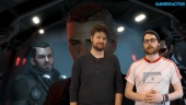 Deus Ex: Mankind Divided Video Preview #2 - keskustelut ja henkilöhahmot