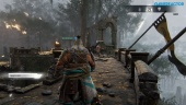 For Honor - Duel Shugoki Peacekeeper Raider Gameplay