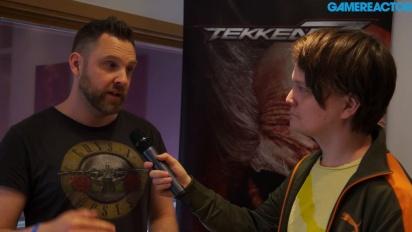 Tekken 7 - haastattelussa Andreas Juliusson Nordic Tourista