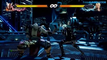 Tekken 7 - Story Mode Chapter 2 -pelikuvaa
