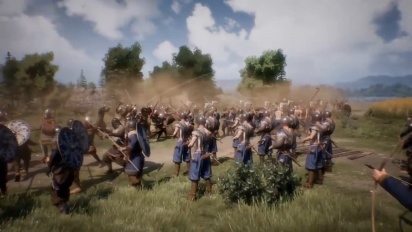 Ancestors Legacy - pelikuvatraileri