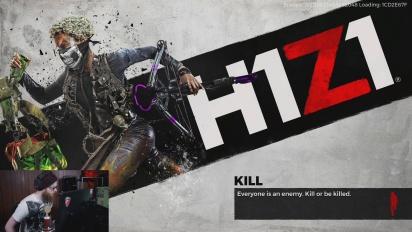 GR Liven uusinta: H1Z1