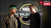 CWL Atlanta - Kenny haastattelussa