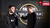 CWL Atlanta - Wuskin haastattelussa