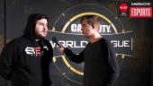 CWL Atlanta - Rated haastattelussa